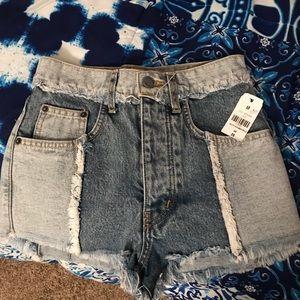 Carmar -LF Denim Shorts